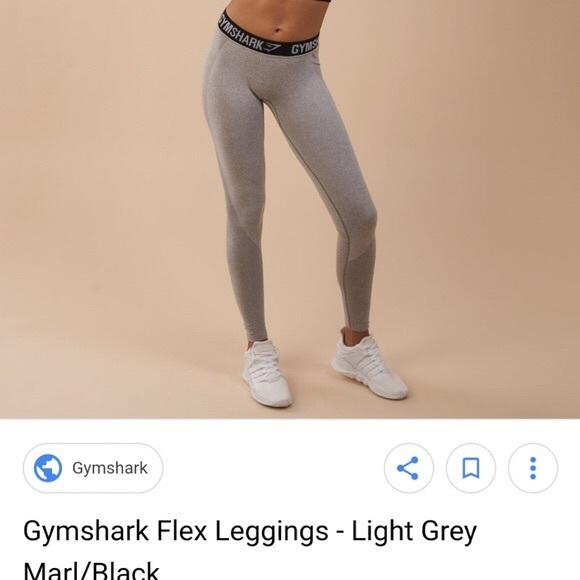a8ac41a21d82b Go to full size Gymshark Flex Leggings V3 Black image
